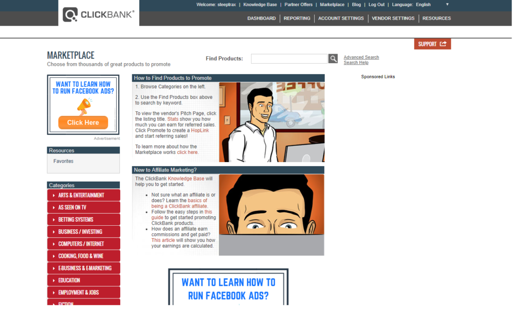 how to make money using clickbank 1
