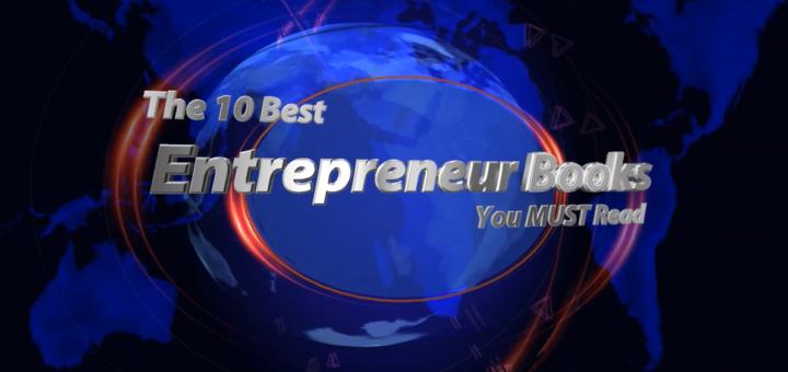 10 best entrepreneur books