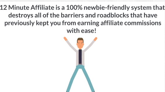 12 minute affiliate review | newbie friendly