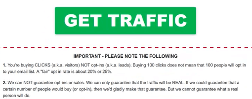 12 minute affiliate review | buy traffic
