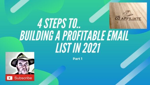 make your own email list 2021